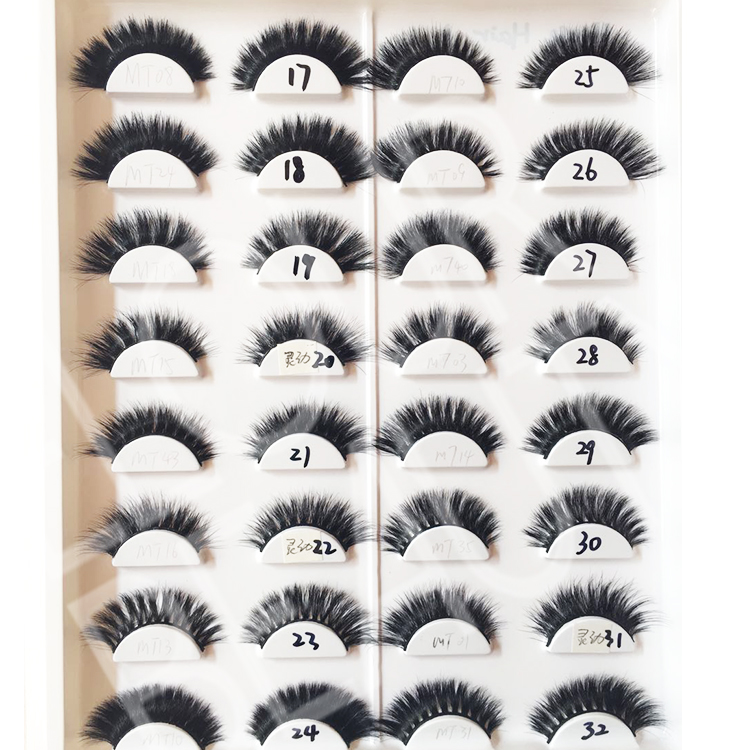 many more styles of horse fur eyelashes.jpg