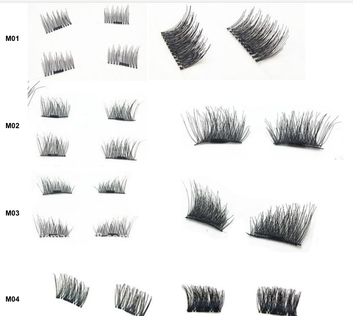 different styles of mangnetic lashes.png