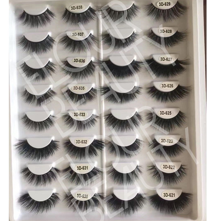 hundreds of 3d mink fur lashes wholesale.jpg