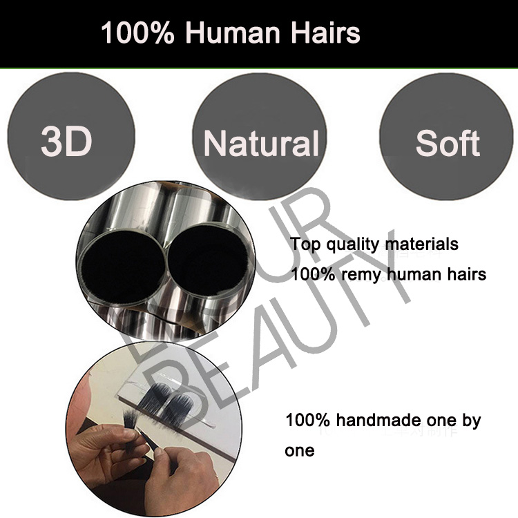 magnetic human hair lashes China.jpg