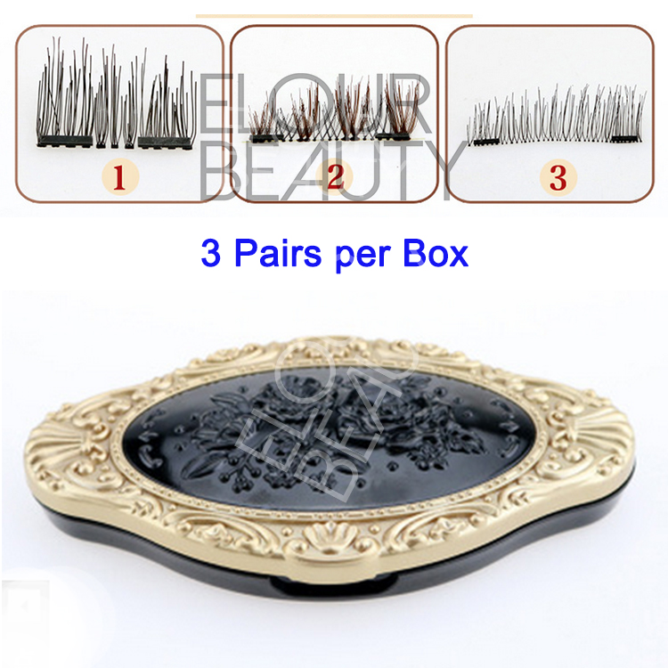 beautiful 3 pairs magnetic lashes China wholesale.jpg