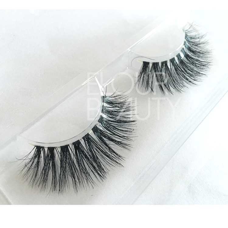 soft naked bands 3d mink eyelashes China manufacturer.jpg