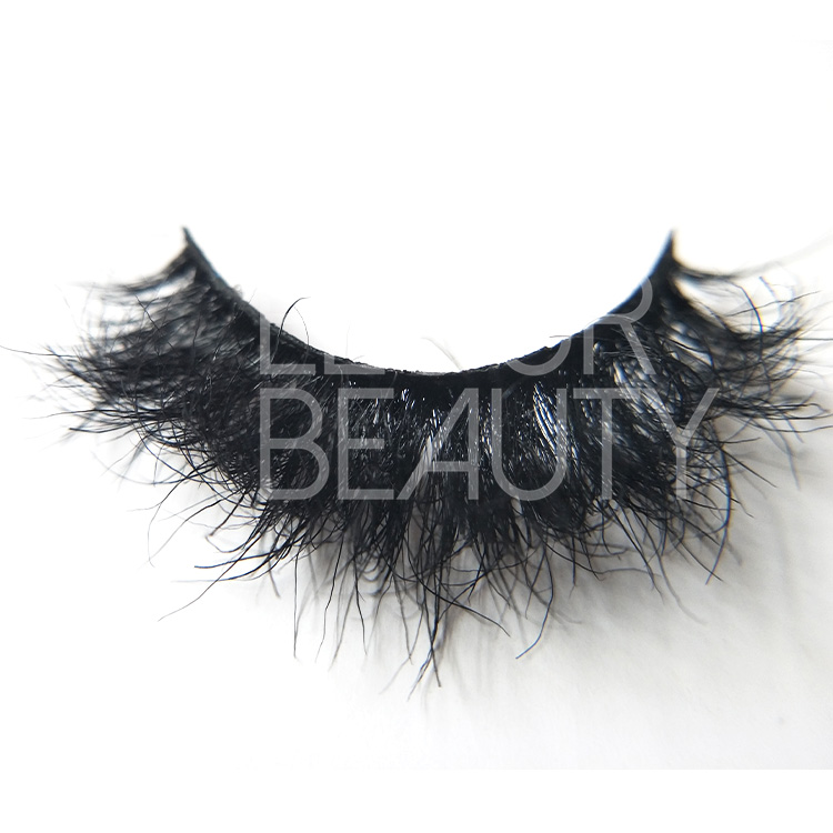 best soft horse hair 3d styles fake lashes China.jpg