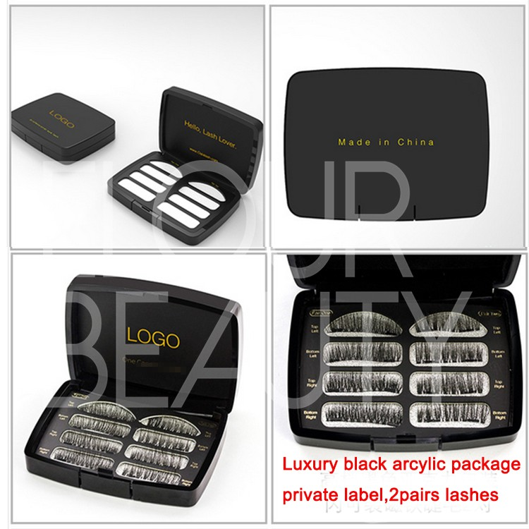 luxury black arcylic magnetic lashes boxes China wholesale.jpg