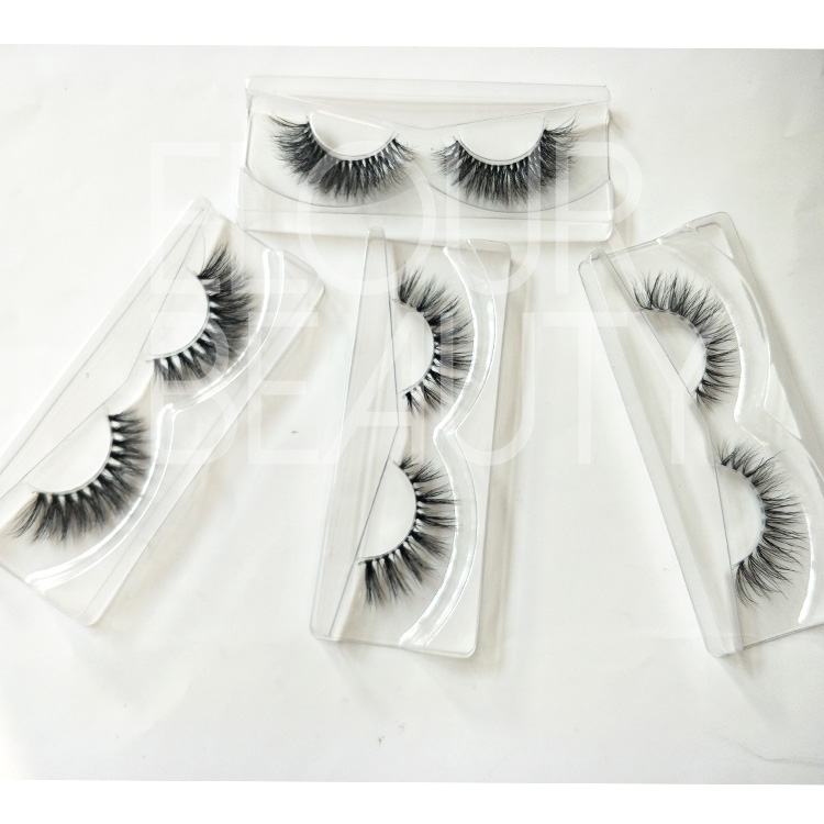 different styles of invisible band 3d mink eyelash factory.jpg