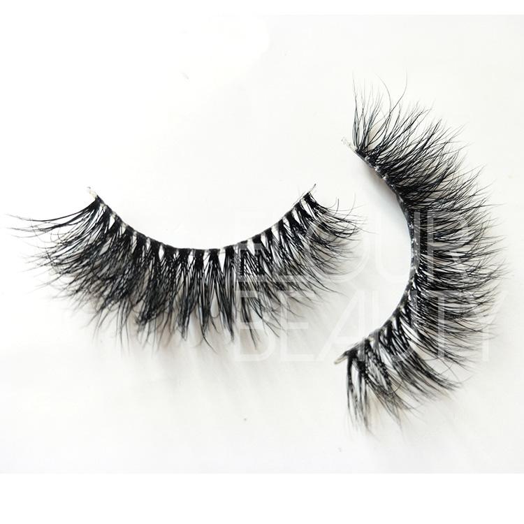 softest clear band 3d mink lashes China.jpg