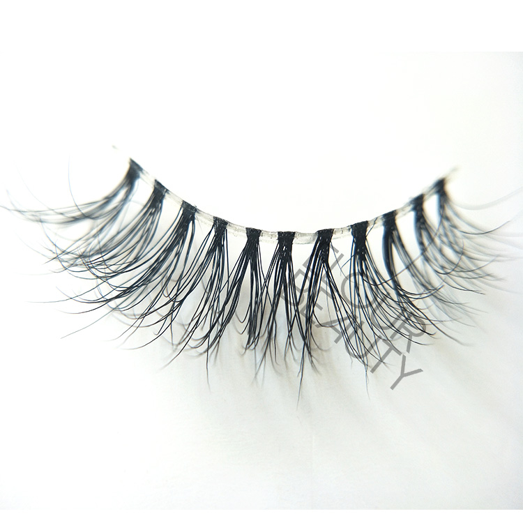 clear band light 3d mink false eyelashes manufacturer.jpg