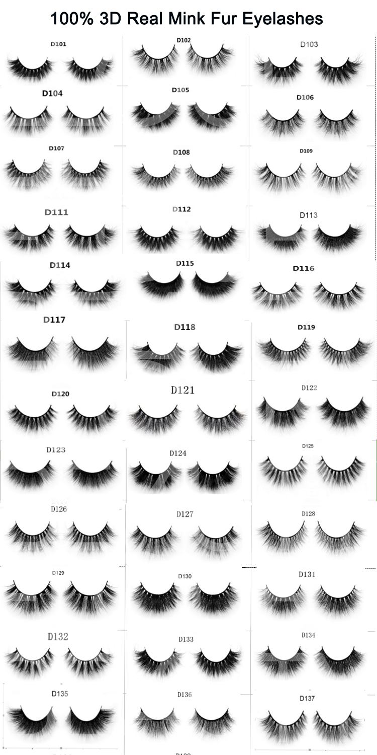 hundreds styles of mink 3d lashes China.jpg