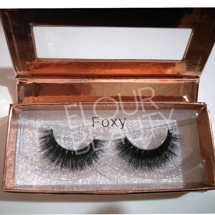 luxury mink 3d lashes magnetic box China.jpg