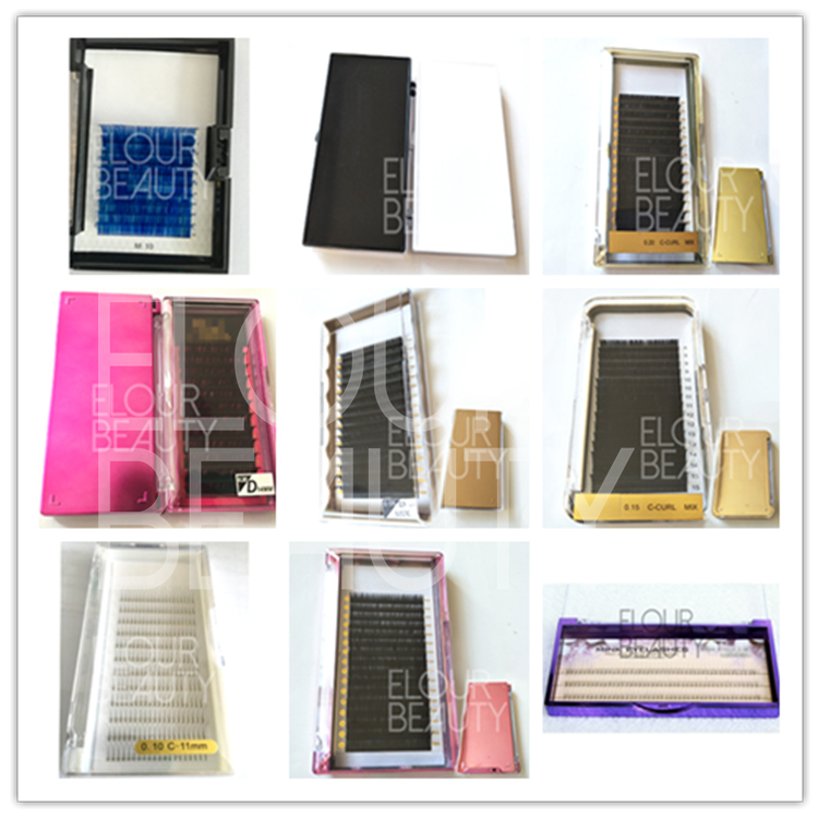 different kinds of private label packages for lashes extensions wholesale.jpg