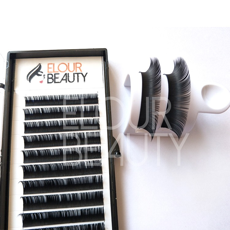 super good quality lash extensions with 3D U-band lash holder wholesale.jpg