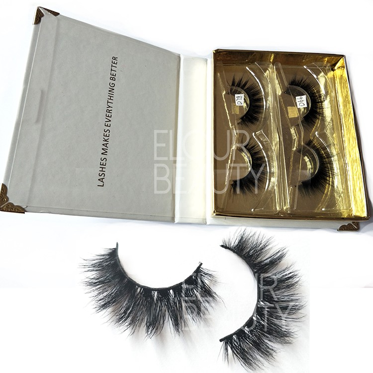 luxury private label package 3d mink lashes China.jpg
