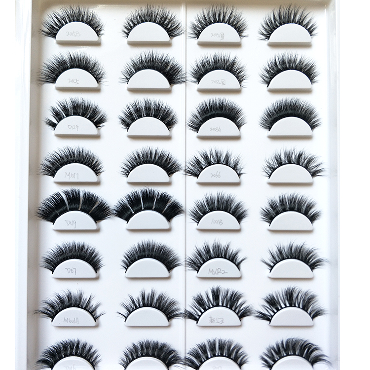 newest cheap 3d real mink lashes high quality China.jpg
