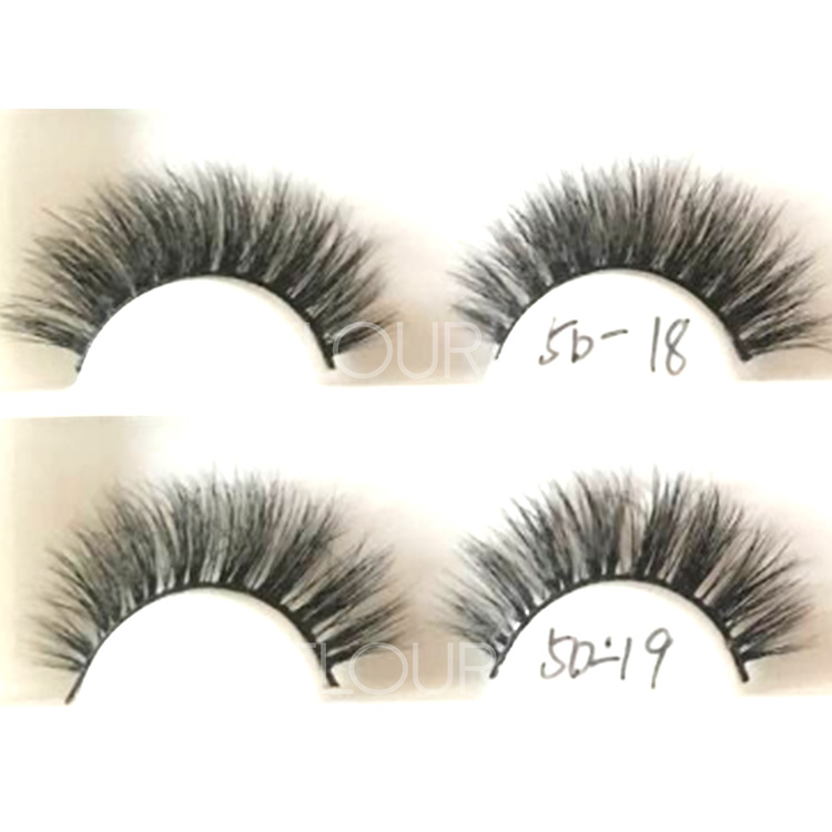 the luxury new 5d mink false lashes vendor China.jpg