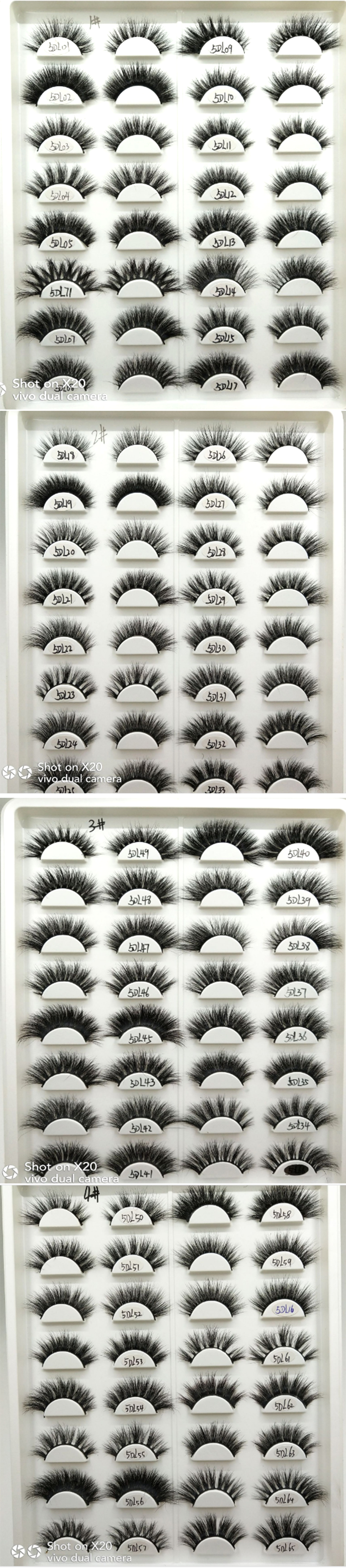hundreds styles of luxury 5d mink lashes wholesale supplies China.jpg