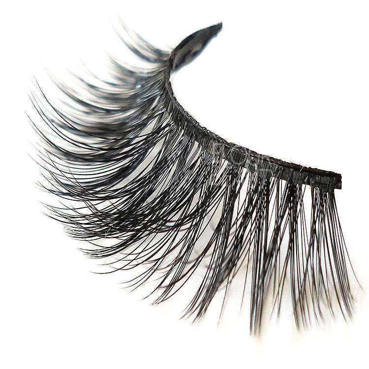 Best quality bulk 3d faux mink lashes wholesale factory ...