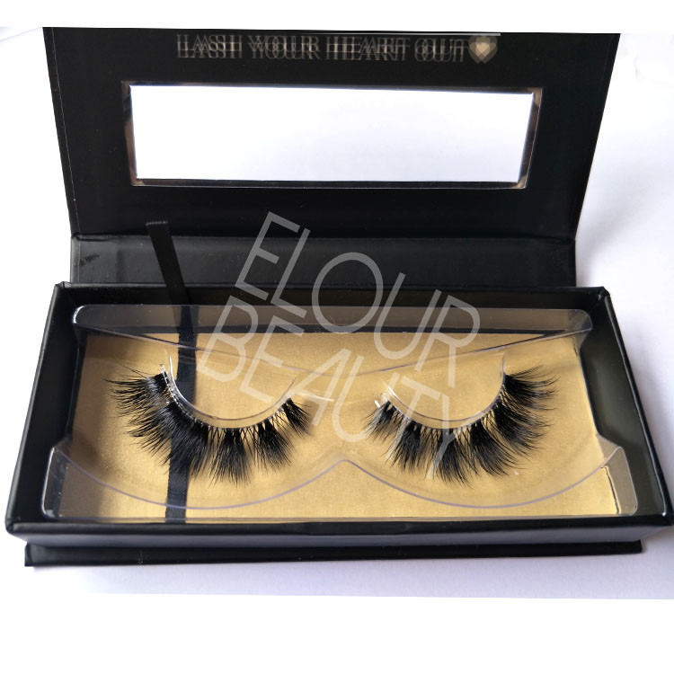 78855b80ff1 Wholesale fashion lady 3D mink lashes custom packaging vendor China ...