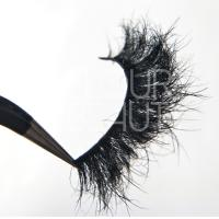 Luxury horse fur lashes suppliers China EA125