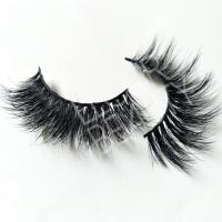 3D wispy styles luxury mink lashes manufacturer China ED09