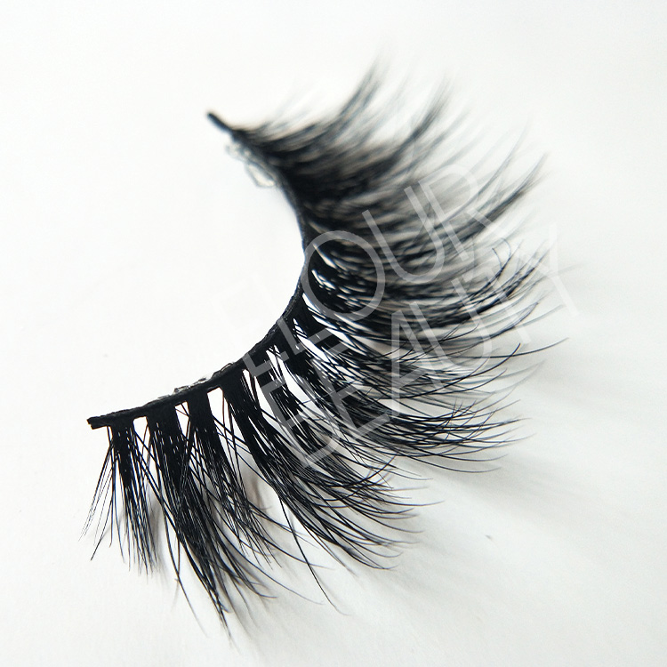 3D real mink eyelash manufacturer China EA126