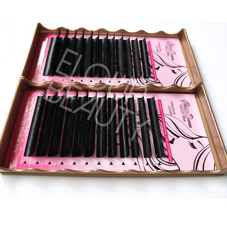 Mixed tray novalash best eyelash extensions nyc wholesale ED119