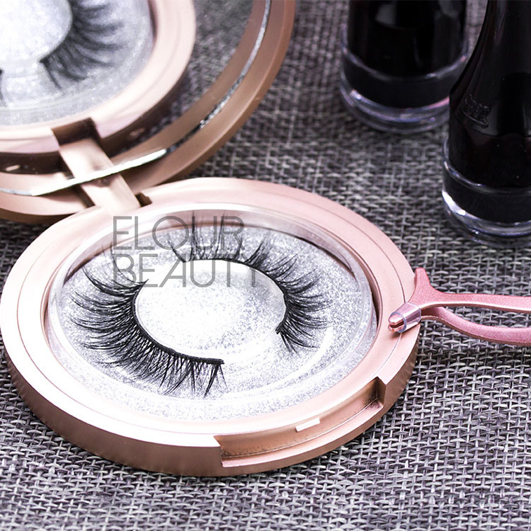 Private label magnetic eyelashes water-proof eyeliner wholesale EY11