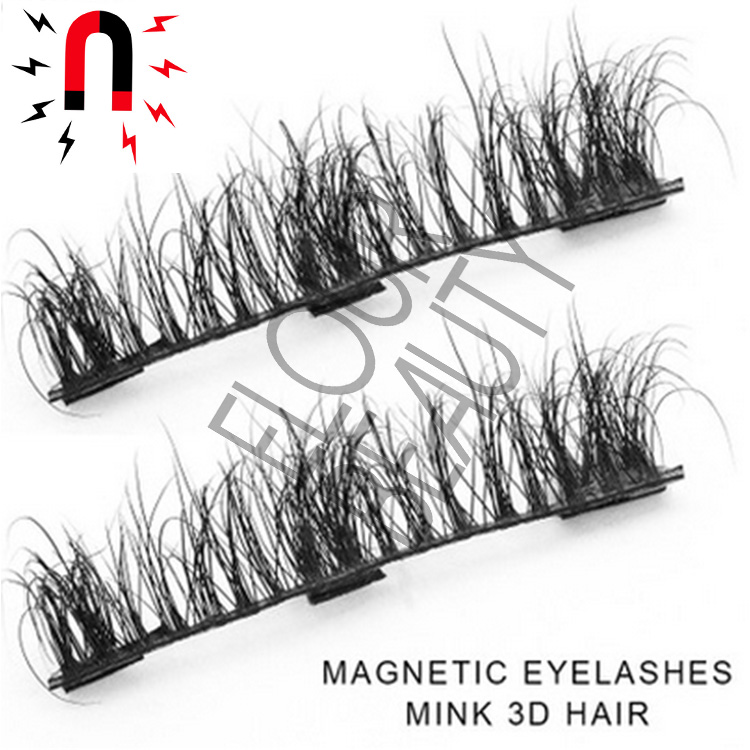 Siberian mink 3D magnetic lashes private label OEM China EA35
