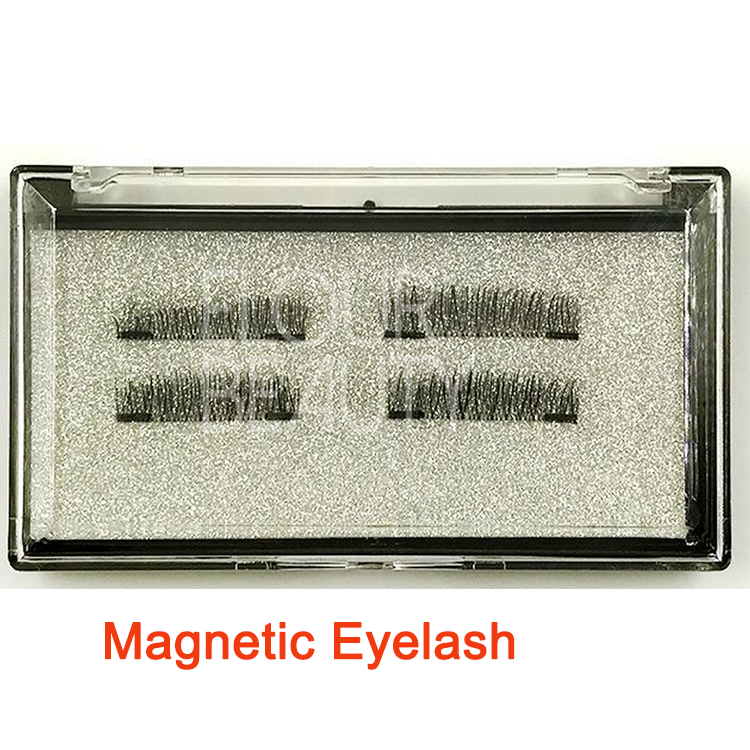 Reusable 3D magnetic eyelash extensions dubai EA100