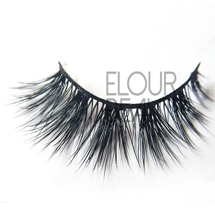 High grade different mink eyelash extensions suppliers China ES91