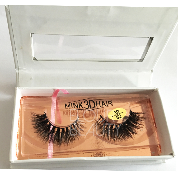 Long 3D mink extension eyelashes China factory supplies EA112
