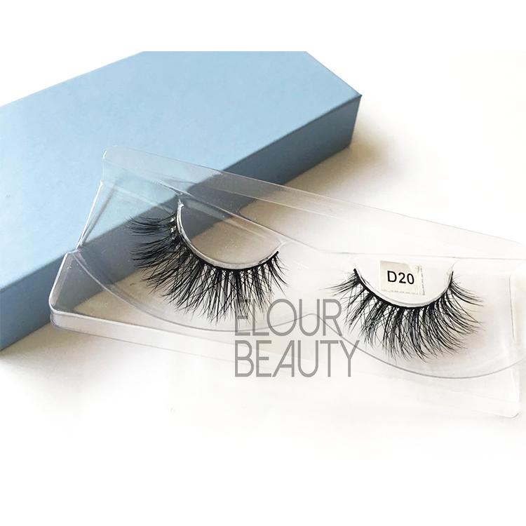 Wholesale Best Fake Eyelashes With Mink Fur In Uk Es22 Qingdao