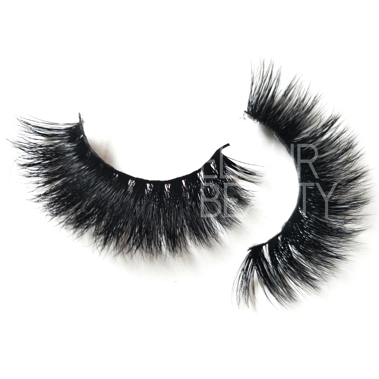 Private label volume mink 3d lashes younique wholesale ED98