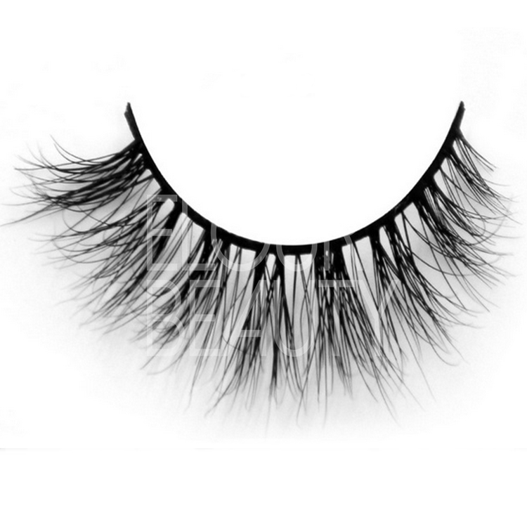Love beautiful lashes 3D real mink in natural looking ES103