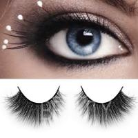 Premium quality luxury 3D real mink eyelashes ES38