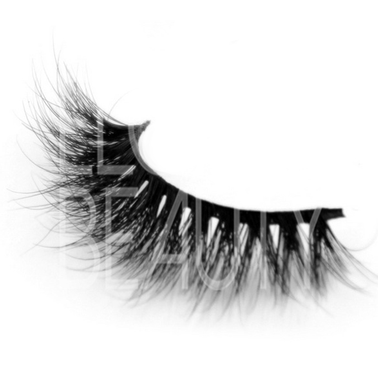 Most popular 3d mink long lashes extension EJ10