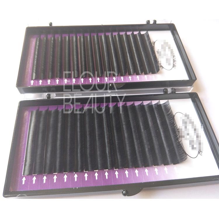 6af6d2aff71 natural looking silk eyelash extensions vendor China.jpg. The single length  of the volume lash ...