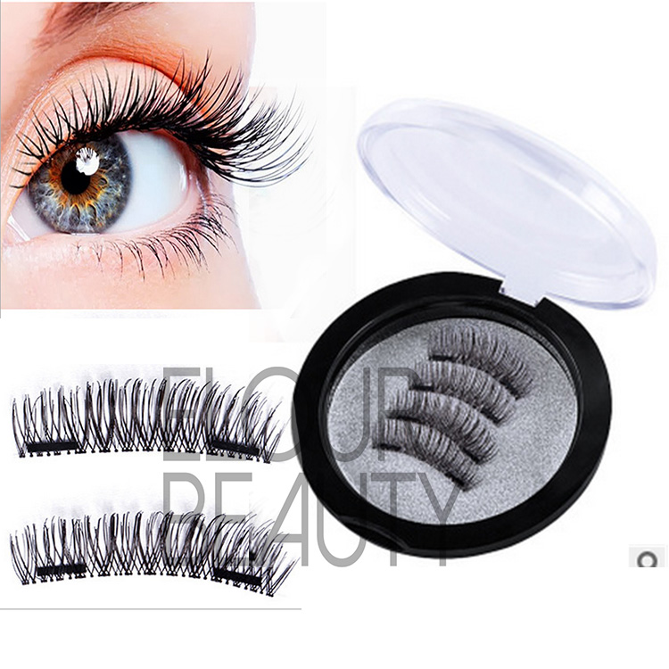 3D magnetic full pretty eyelashes China best supplies EA83