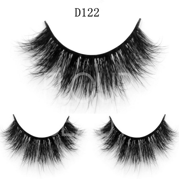 Wholesale beauty supplies mink eyelashes 3d mink lashes ES21