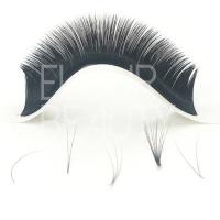 Private label one second flowering eyelash extensions factory supply EL14