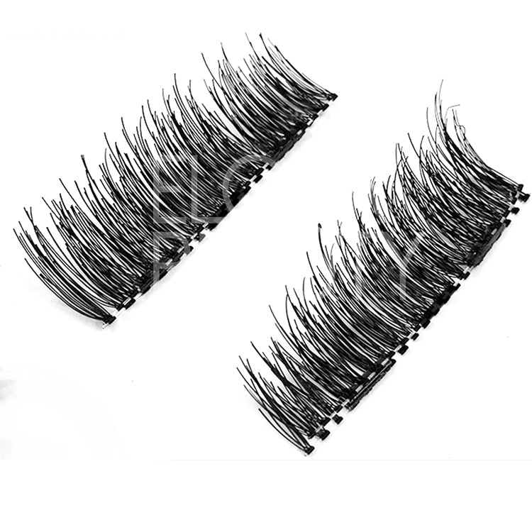 Perfect 3 magnets fuller eyelashes China manufacturer EA119