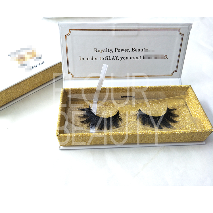 Cruelty free faux mink 3D volume lash same ardell lashes UK ED106