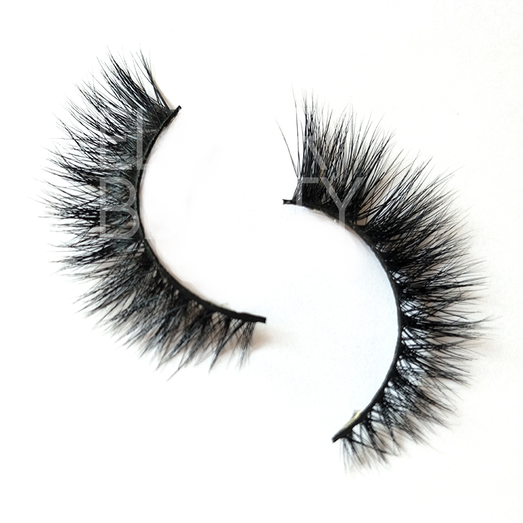 Younique 3d mink fur lashes suppliers wholesale ED82