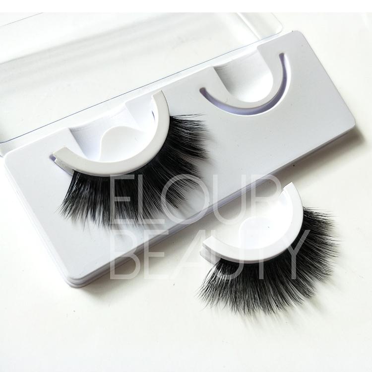 Wholesale Beauty Supply Self Adhesive False Eyelashes Manufacturer
