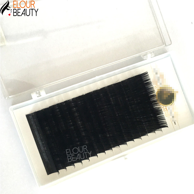 Elourlashes private label mink eyelash extensions suppliers near me EY09