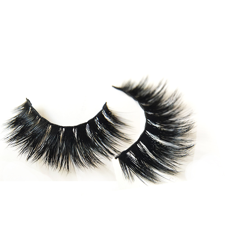 Wholesale real mink fur  eyelashes best quality ES89