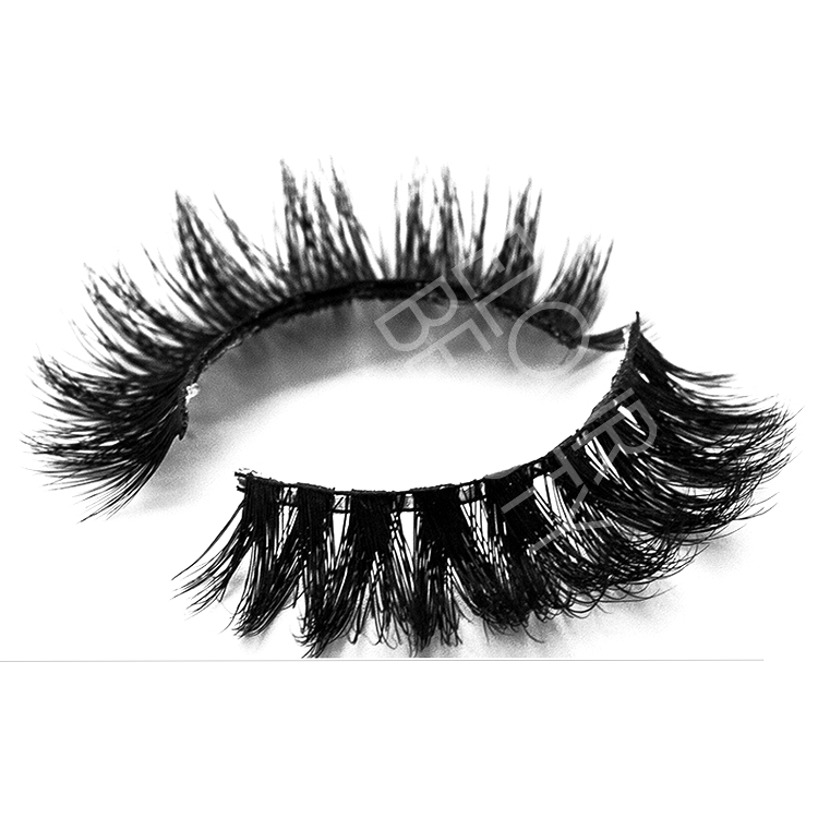 Perfect 3d volume mink beauty lash China supplies EA99