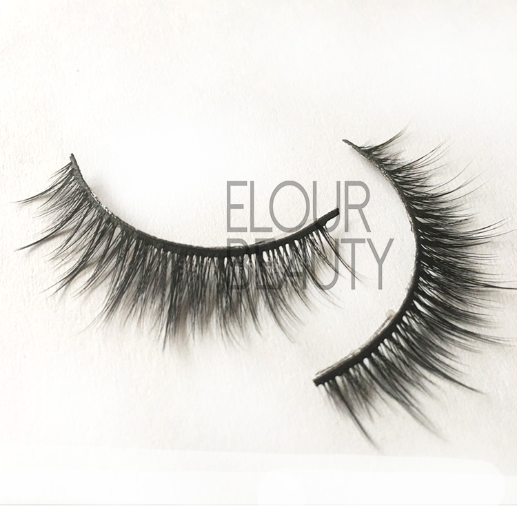 Long double layer 3d silk eye lashes growth houston EA47