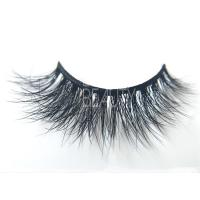 3D real mink false eyelashes best green eyelashes China EJ91