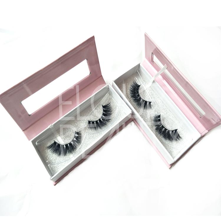 4e5b6d56108 Custom package natural vegan full 3D mink eyelashes vendor China ...