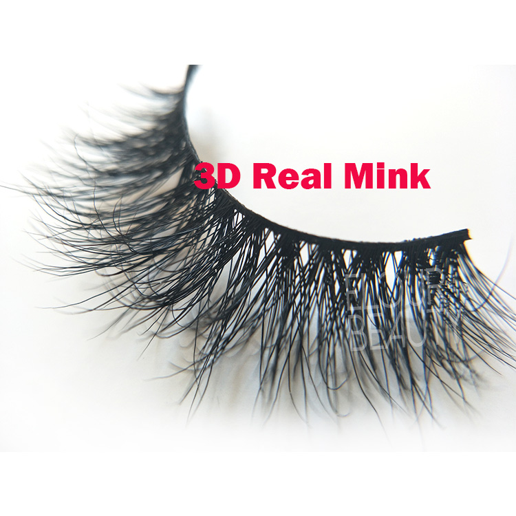 21660b00534 volume mink 3d lashes China factory supply.jpg. Best qualilty 3d real mink  lashes good quality false eyelashes,each hair ...